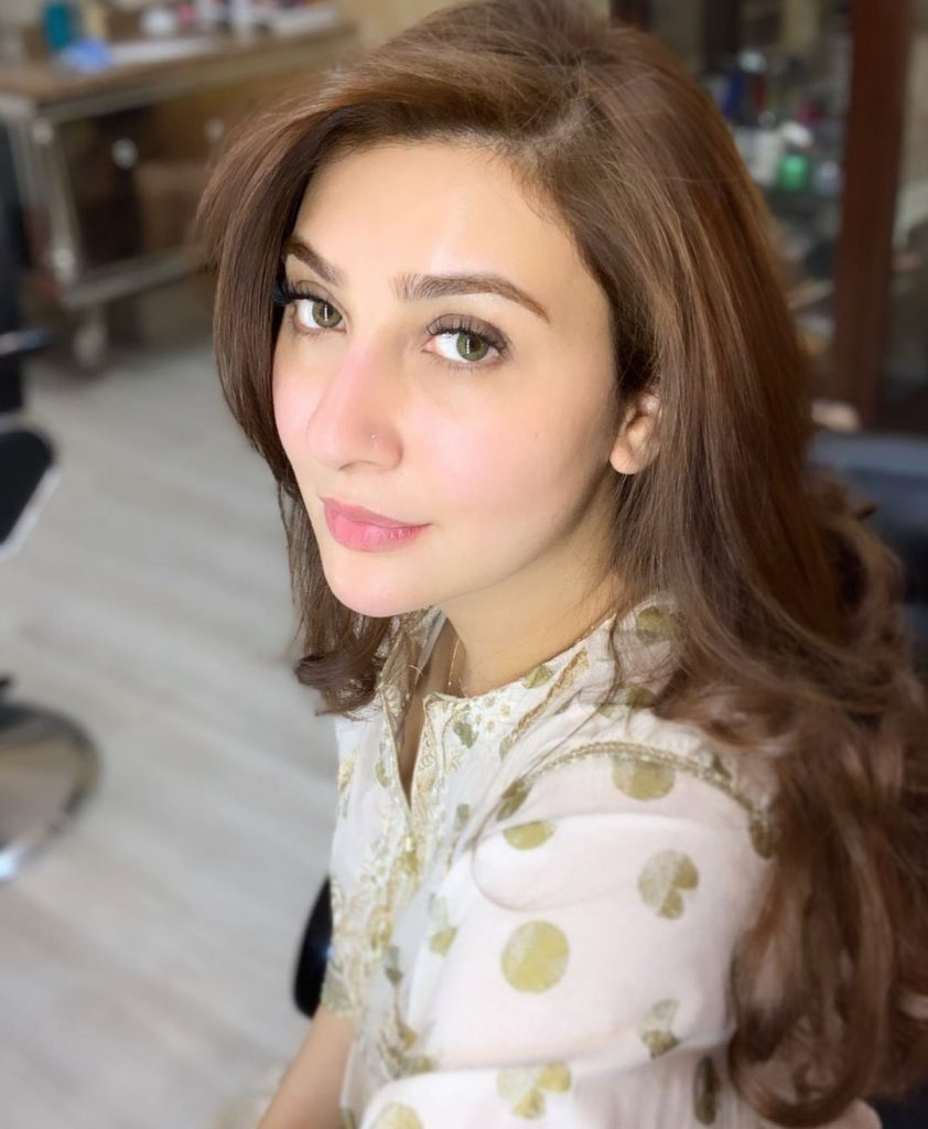 Ayesha Khan Shares New Year Picture With Husband