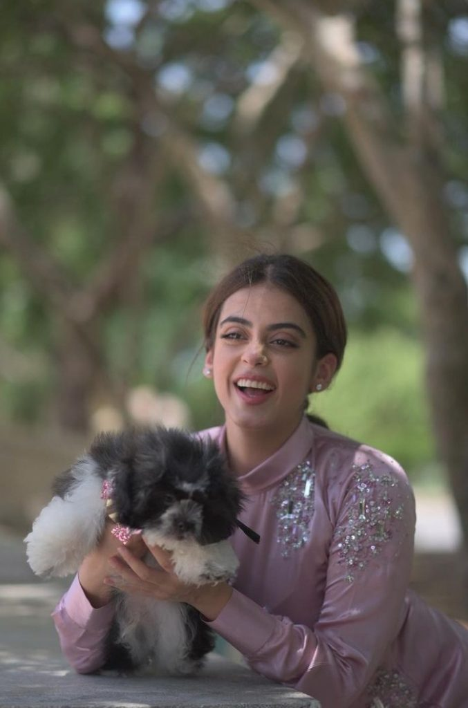 Yashma Gill to Sell Her Less Used Cloth For Animal Rehabilitation