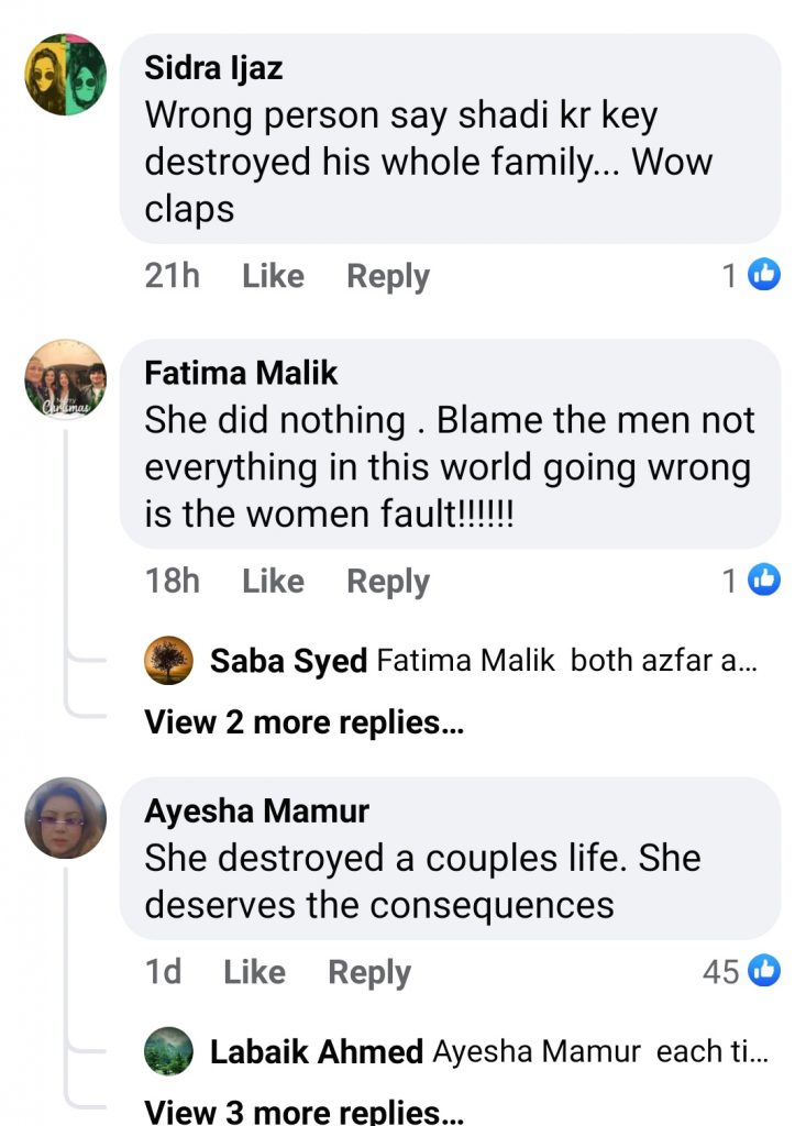 Netizens Criticised Navin Waqar on Her Statement About Marrying Wrong Person