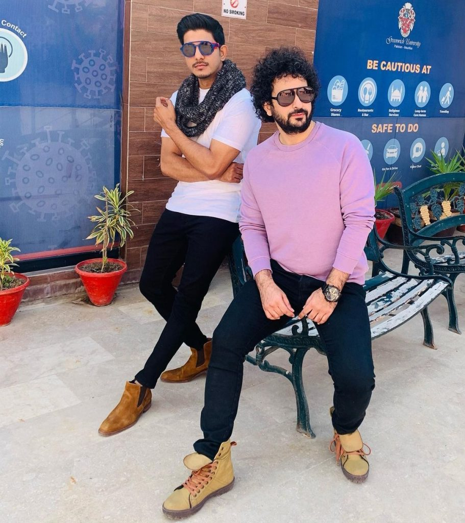 Meri Guriya Director Announces Yet Another Project With Mohsin Abbas Haider