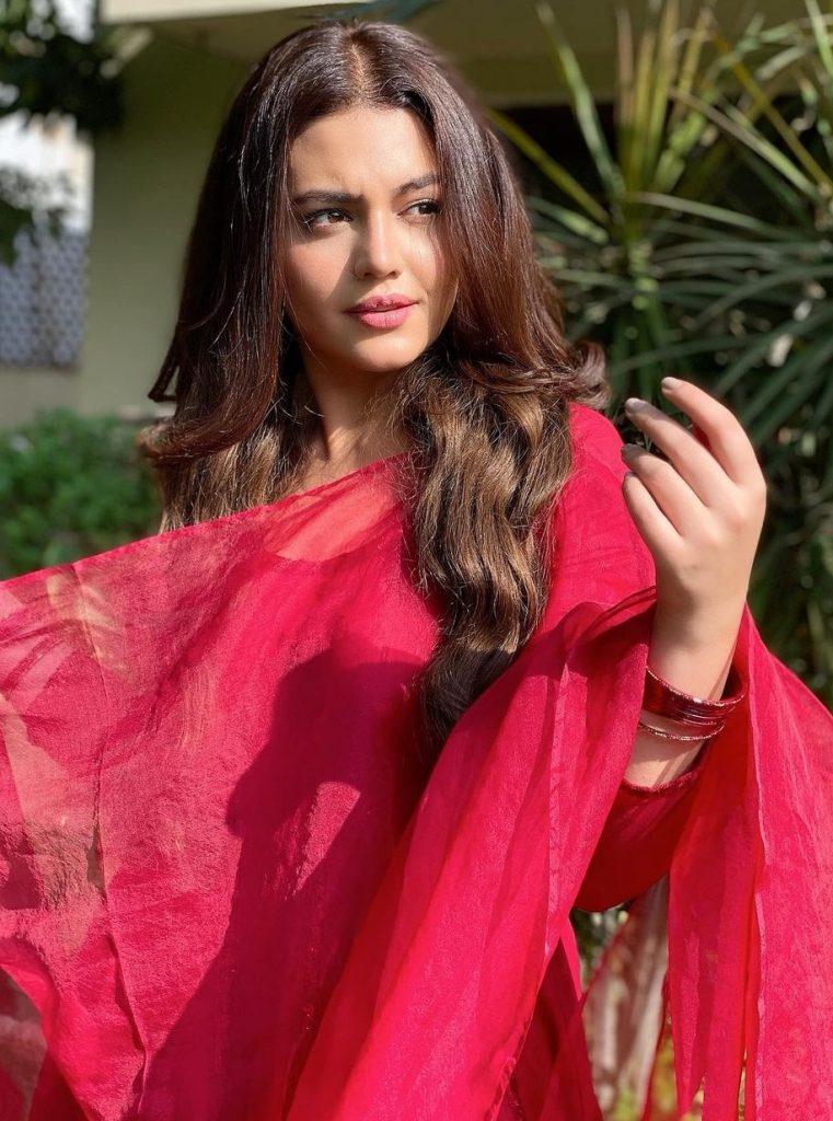 Zara Noor Abbas Praises Rajkumar Rao