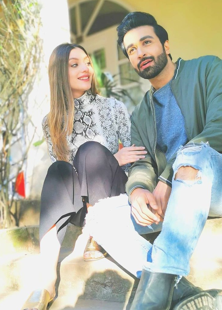 Azfar Rehman Coming In Project With Neha Rajpoot