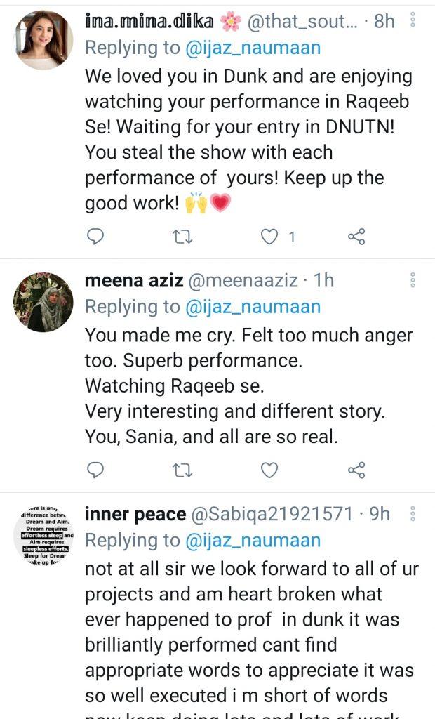 Here is What Humayun Saeed Has Said To Nauman Ijaz