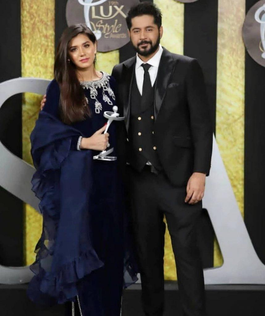 Imran Ashraf's Message On Winning Award