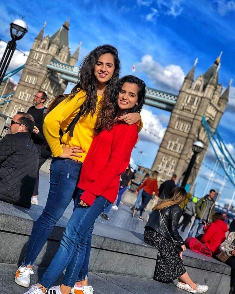 Maham Aamir Wishes Her Sister In Law In Cutest Way Possible
