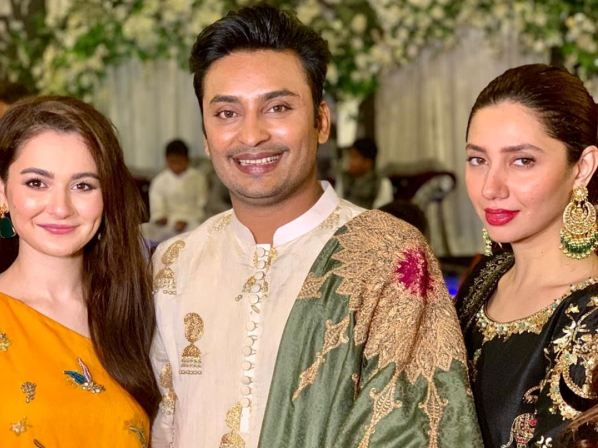Mahira Khan's Lovely Wish For Babar Zaheer Will Melt Your Heart