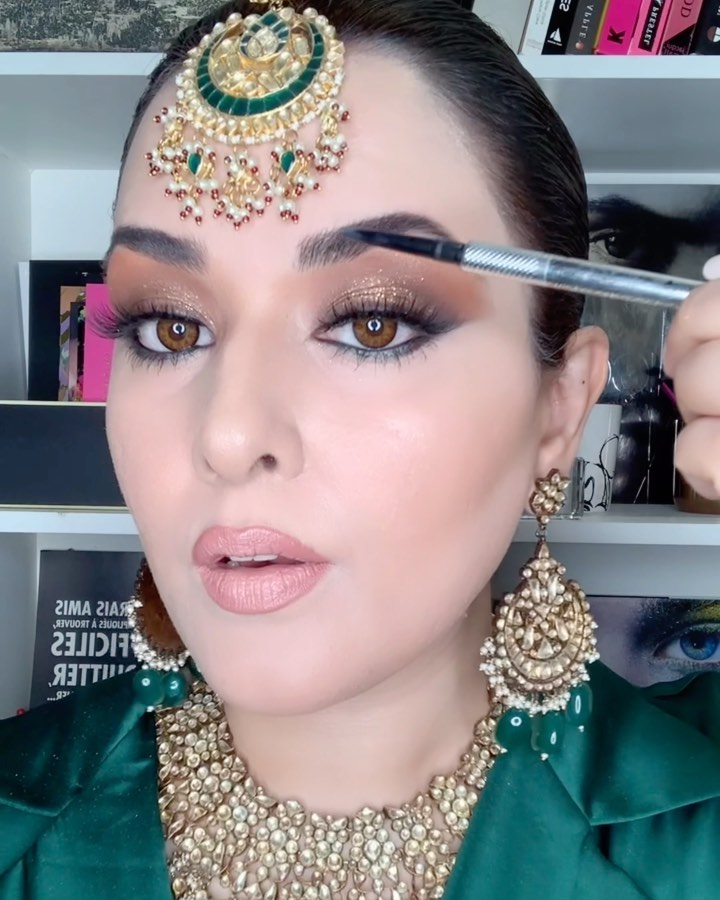 Makeup Artist Natasha Launched Her YouTube Channel