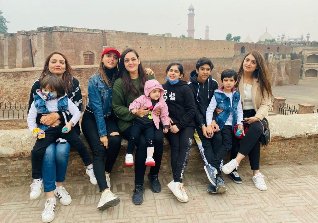 Maryam Noor Vacationing With Family
