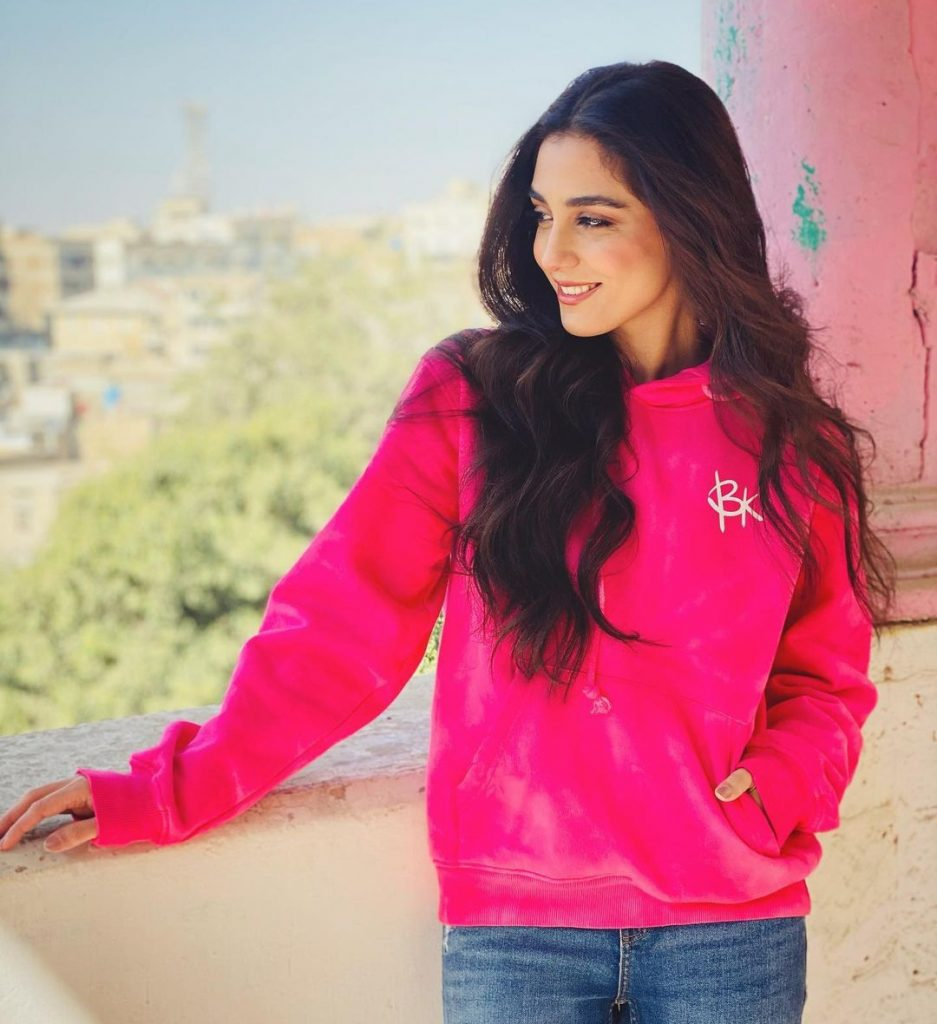 Maya Ali Opens Up About Her Personal Life