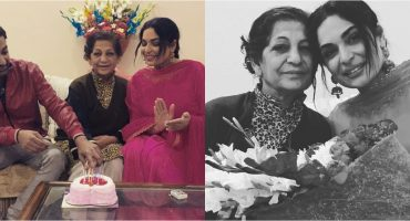 Meera Celebrated Her Mother's Birthday