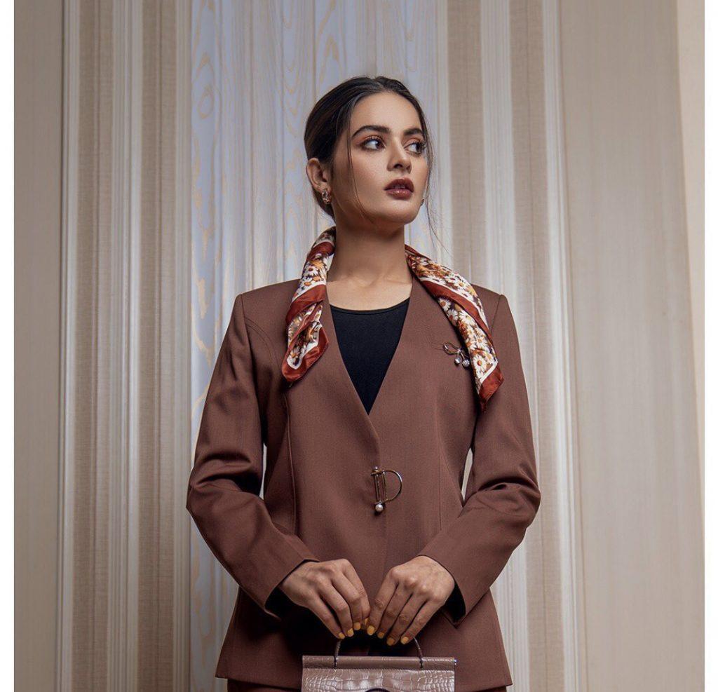 Minal Khan Latest Photoshoot For A&M Closet