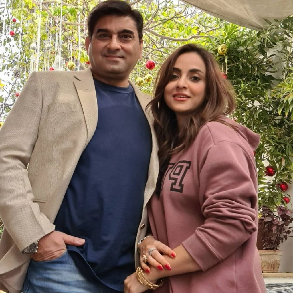 Nadia Khan Shares a Video From Vacations