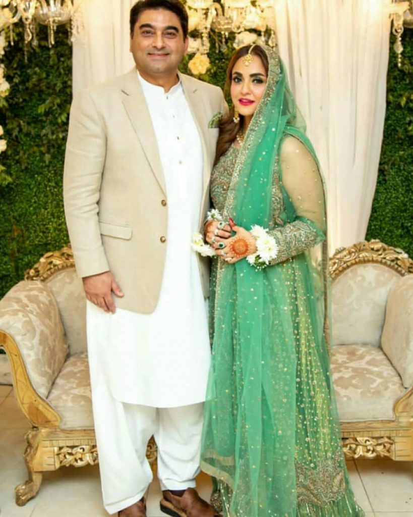 A Detailed Dig Into How Nadia Khan Met With Her Husband