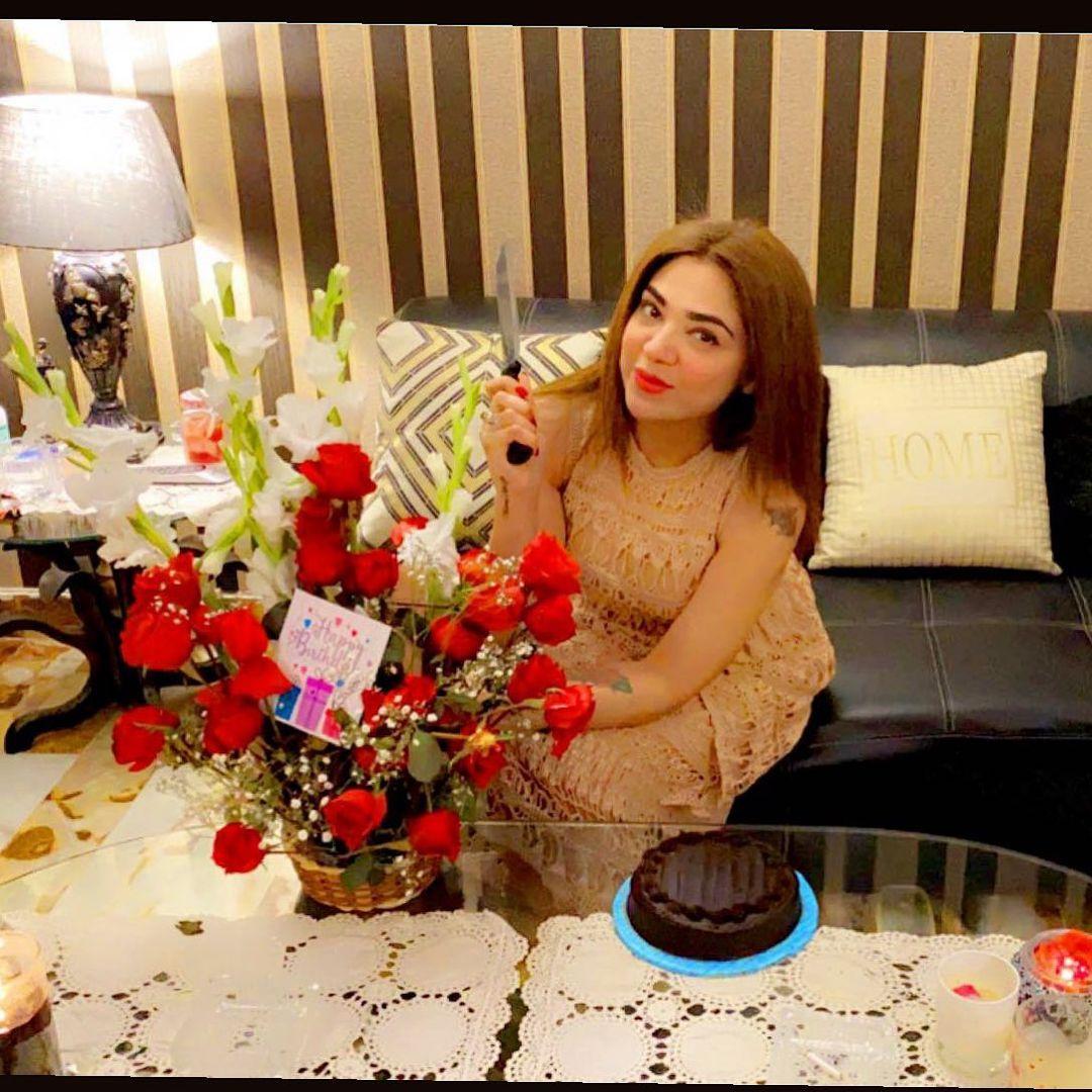 Actress Natasha Ali Celebrated Her Husband Birthday