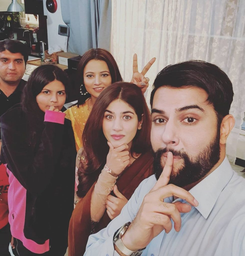 Noor Hassan's Upcoming Drama is With Arij Mohiuddin