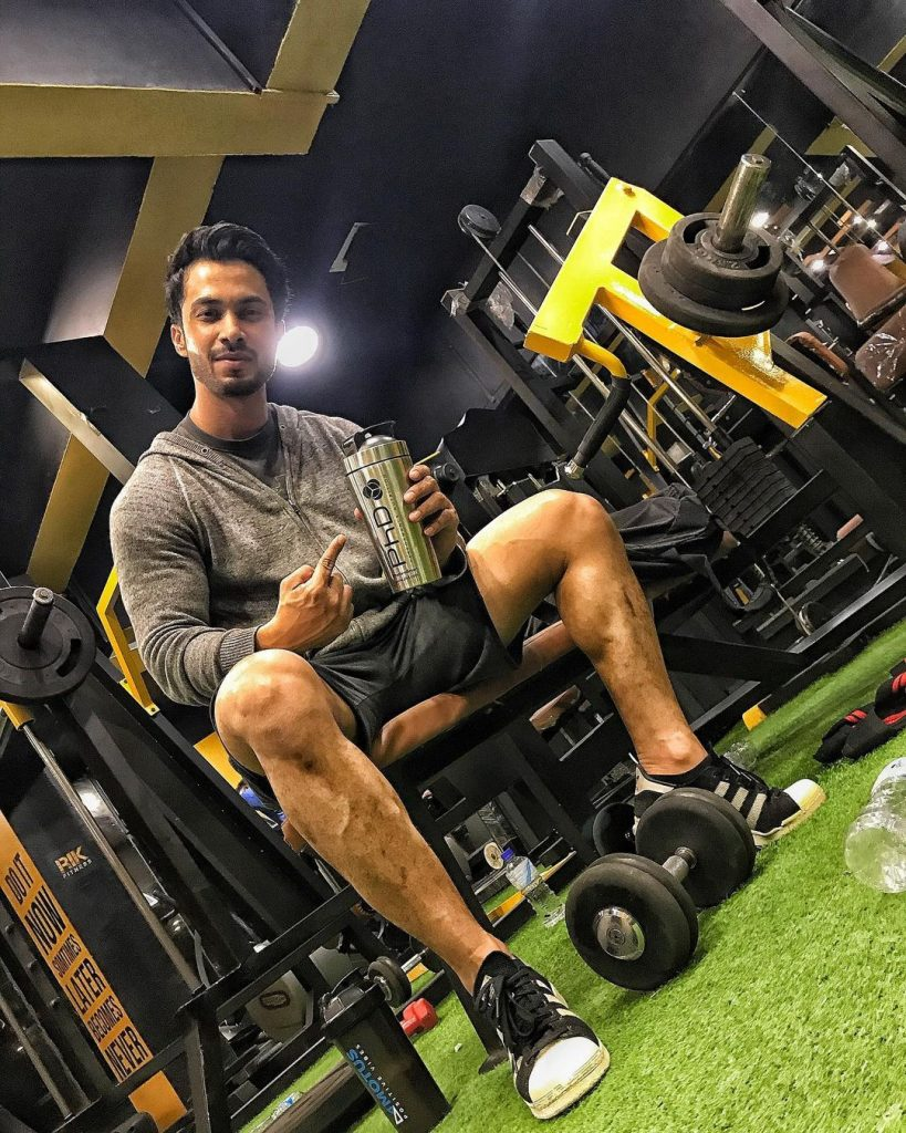 Raeed Muhammad Alam Giving Major Fitness Inspiration