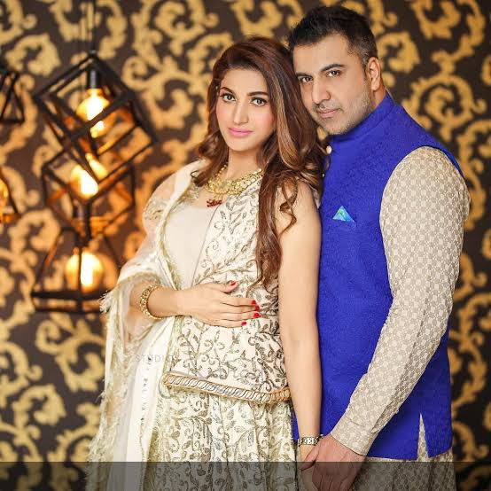 Sana Fakhar Lovely Note for Her Husband on his Birthday