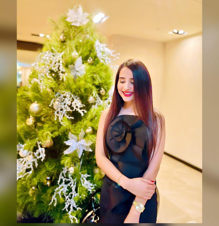 Beautiful Actress Saniya Shamshad Latest Pictures