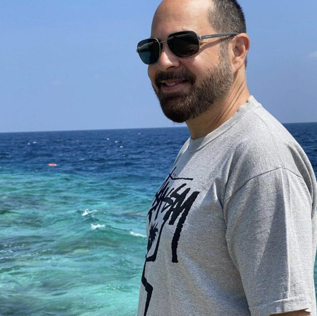 Frieha Altaf And Saqib Malik Vacationing In Maldives-New Pictures