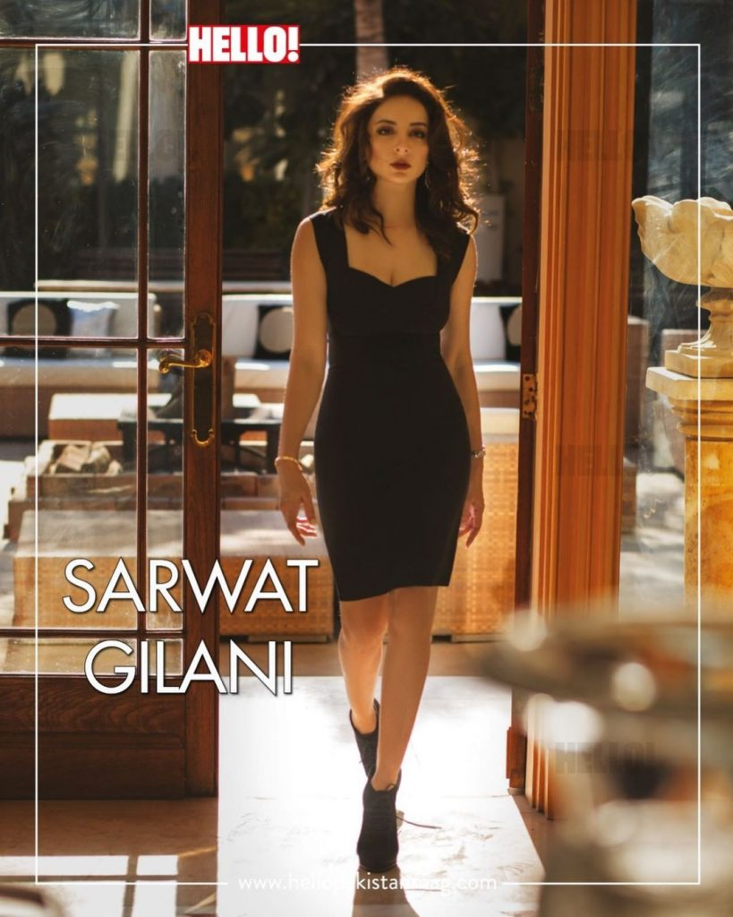 Sarwat Gilani Facing Backlash For Her Bold Picture On Magazine Cover
