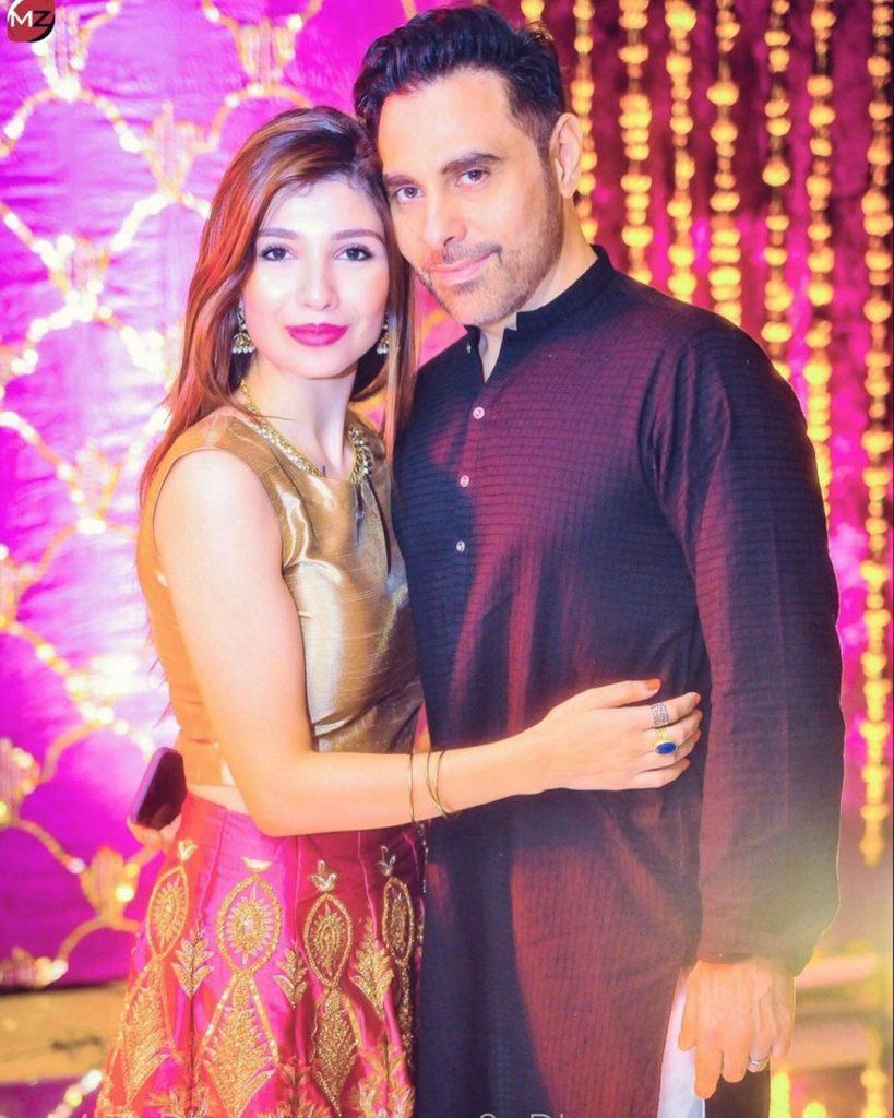 Singer Haroon Rashid And Farwa's Awesome Dance Video