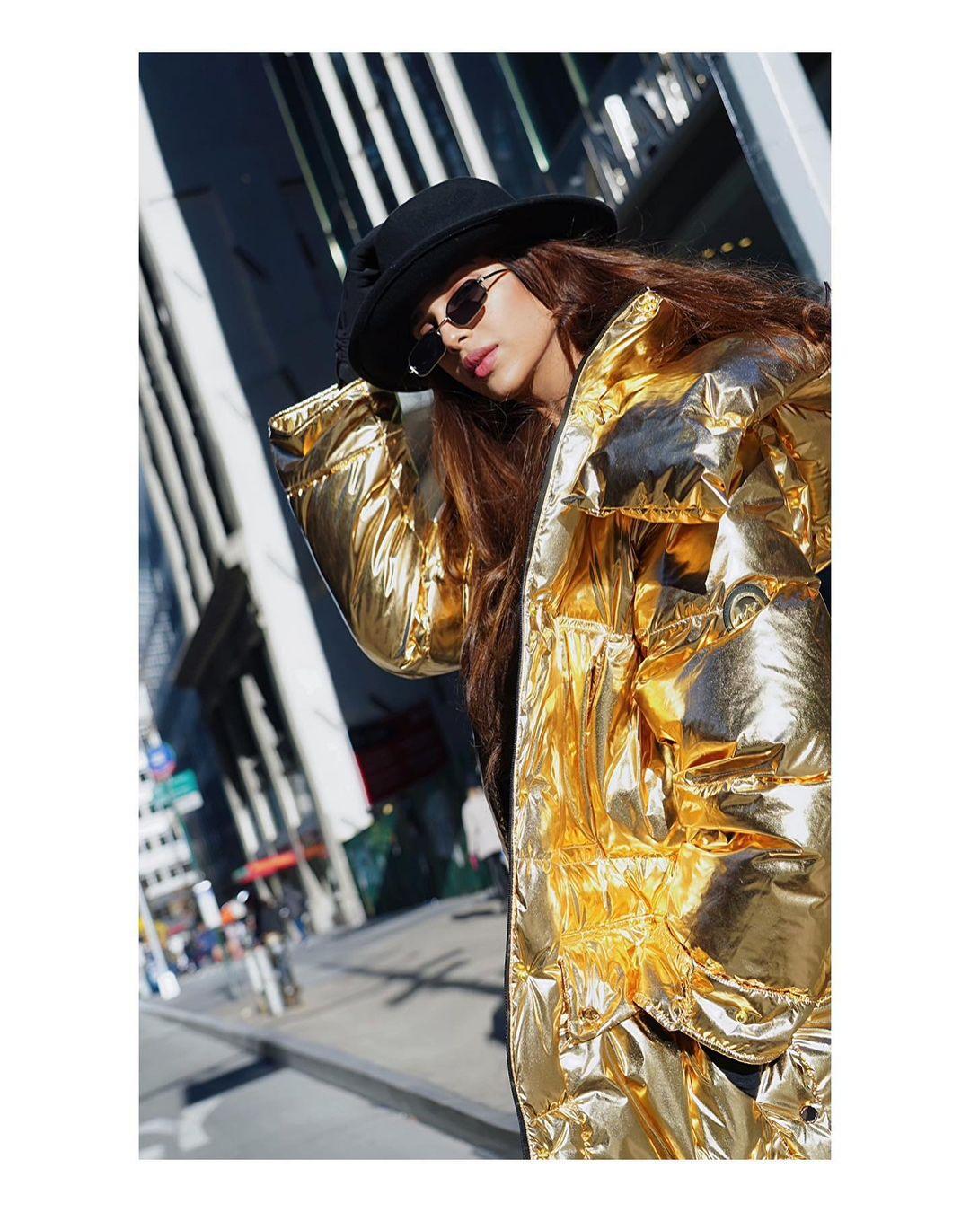 Sonya Hussyn Latest Clicks from New York