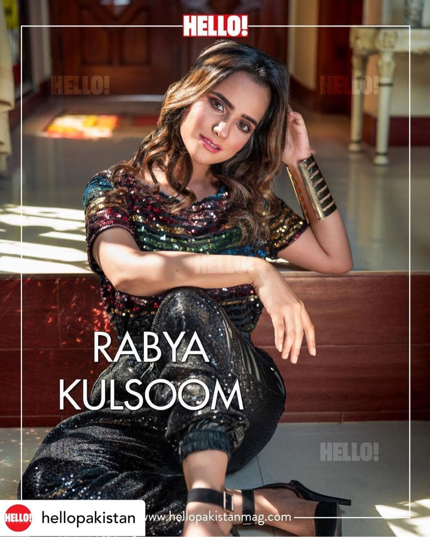 Rabya Kulsoom and Srha Asghar Latest Photoshoot for Hello Pakistan