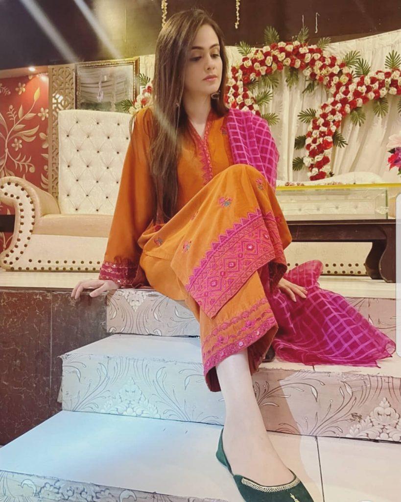 Sana Javed's Sister Tahmina Javed Also Made Her Acting Debut