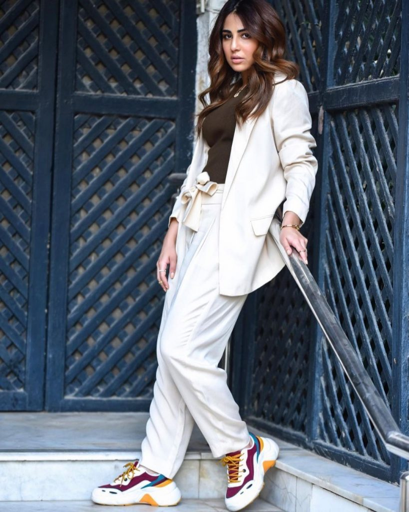 Ushna Shah Opened Up About The Double Standards Of The Industry