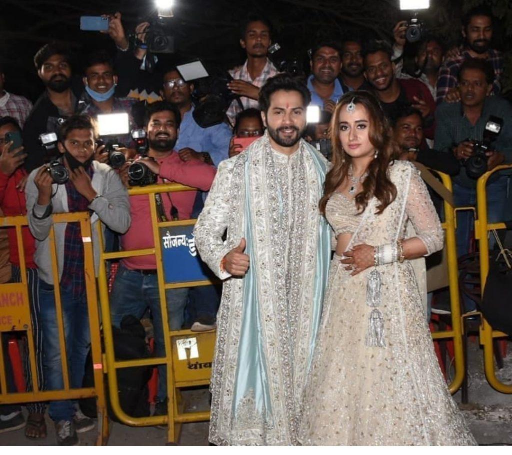 Varun Dhawan Wedding Pictures