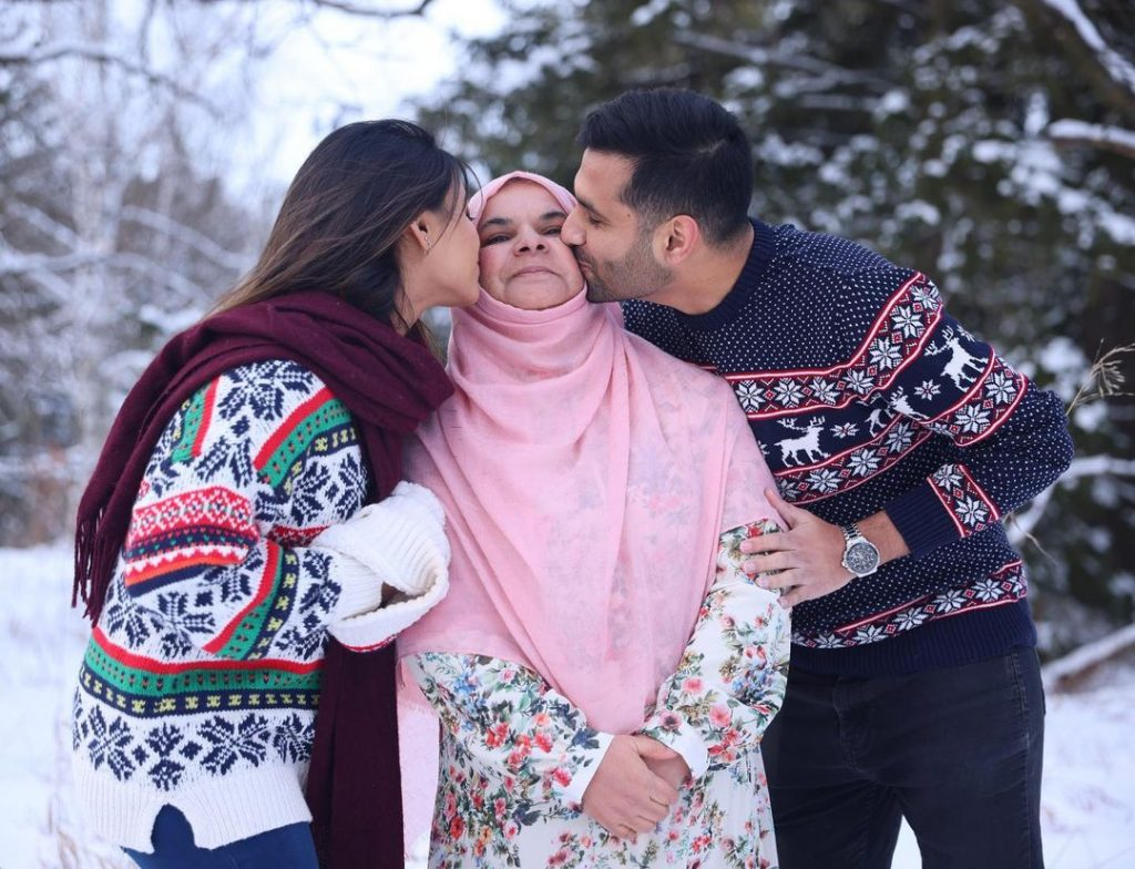Zaid Ali T Latest Family Pictures