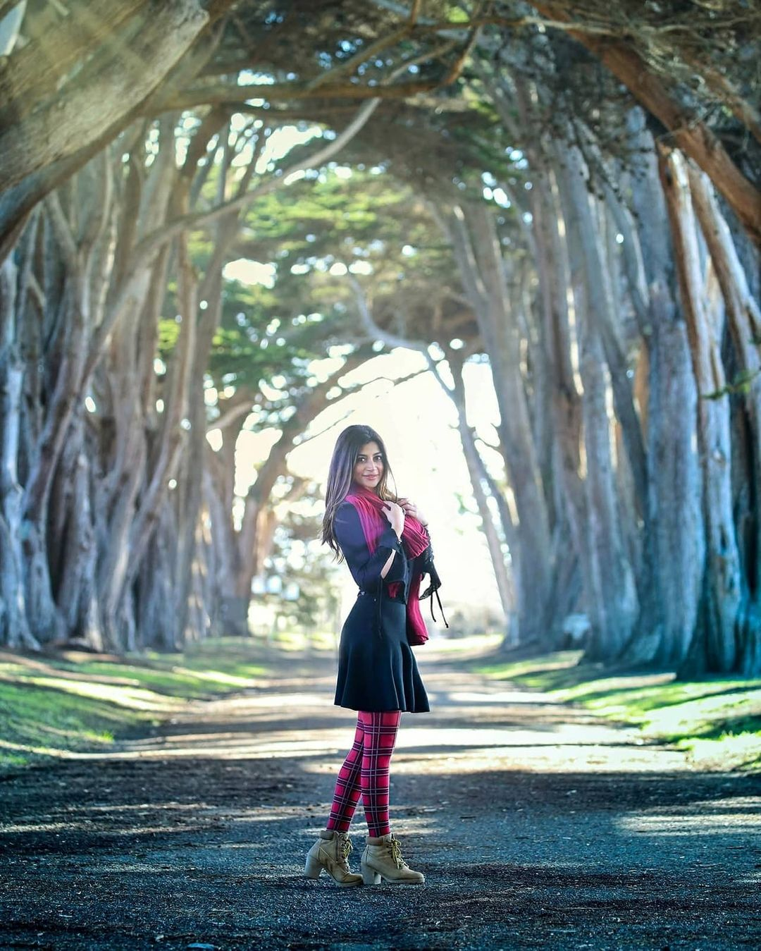 Actress Zoya Nasir Latest Clicks from her Trip to USA