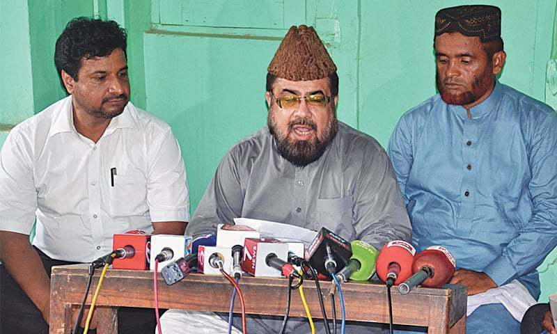 Abdul Qavi's Family Isolates Him In A Room And Strips Him Of Mufti Title