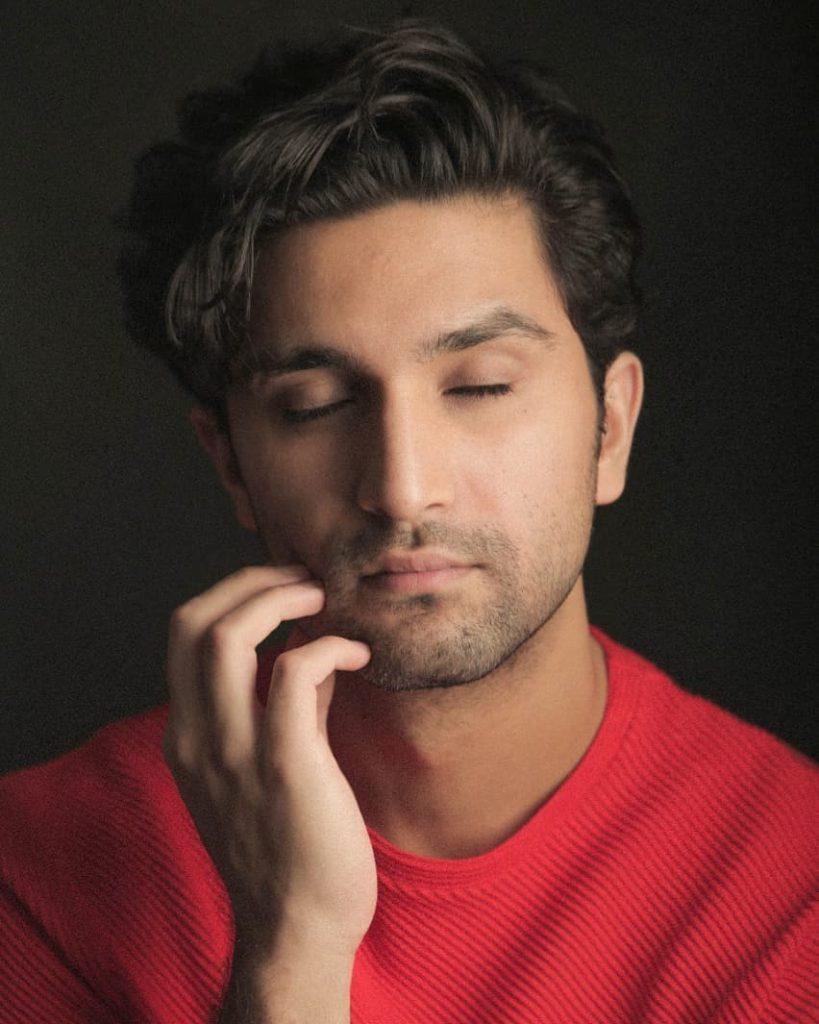 15 Heart-Melting Photos of Ahad Raza Mir!