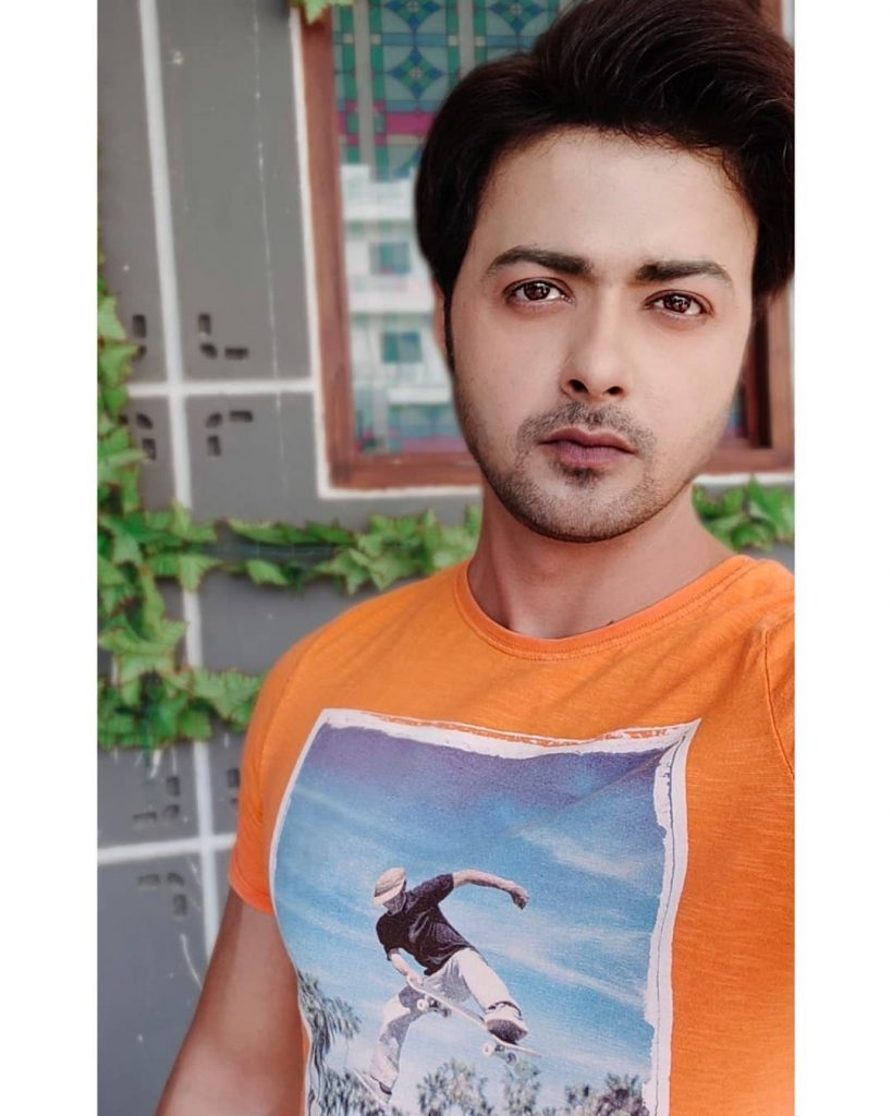 Actor Ahmad Hassan Got Angry With Some Friends And Relatives