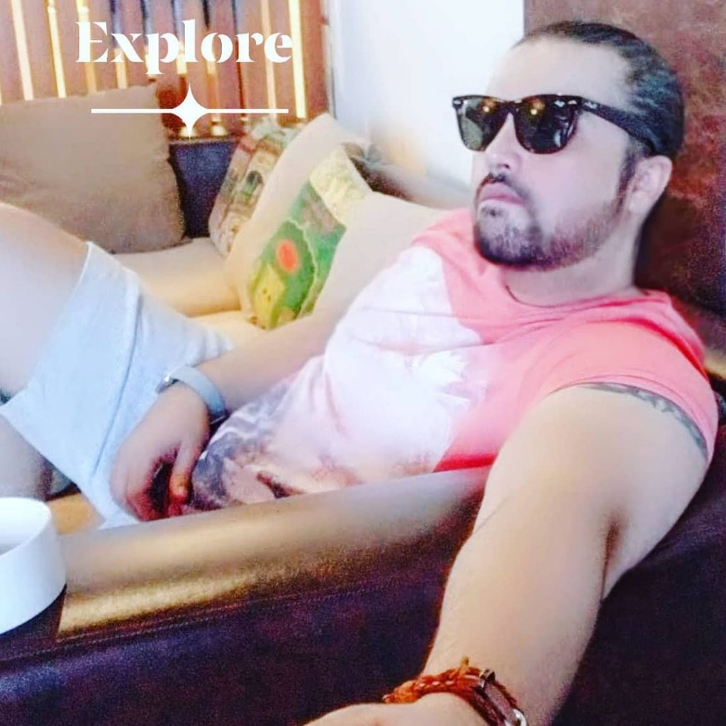 Latest Selfies of Ahmed Jahanzeb | The Epic Side