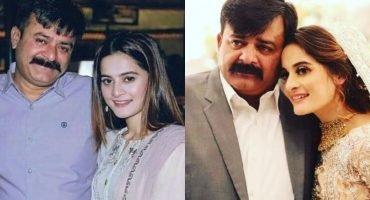 Aiman Khan Shared A heart Wrenching Note On Her Father's Death