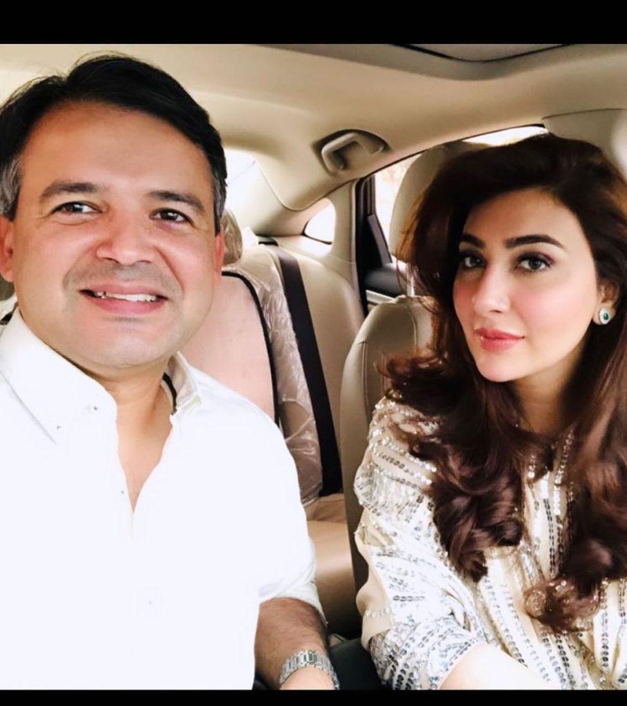 Latest Photos of Aisha Uqbah Malik With Family and Friends