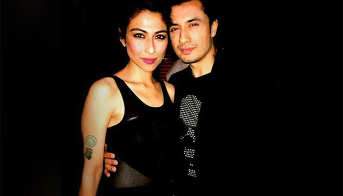 Indian Media Claims That Meesha Shafi Has Been Sentenced To Jail