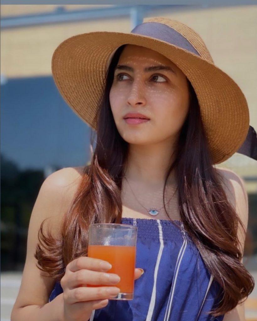 Latest Shoot Featuring The Stunner Alia Khan