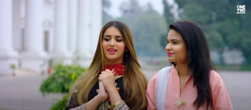 Sarmad Qadeer's New Song Featuring Alishba Anjum Is Out Now
