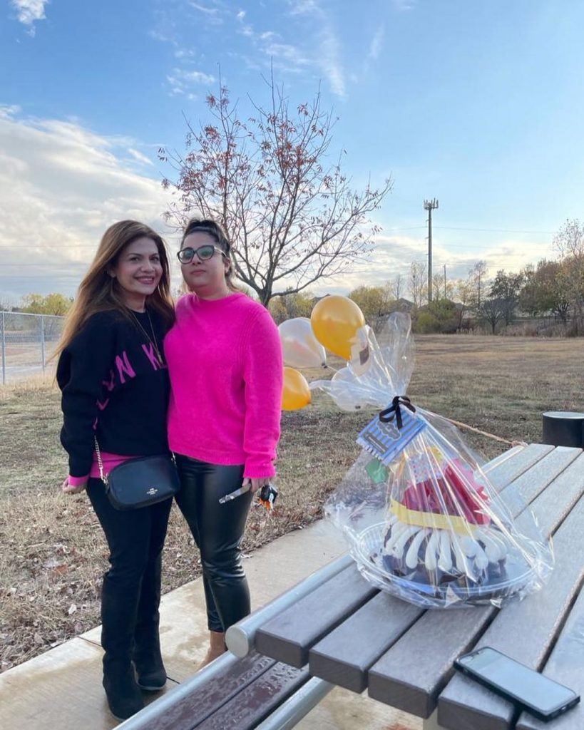 Amber Khan Wishes Her Daughter On Her Birthday