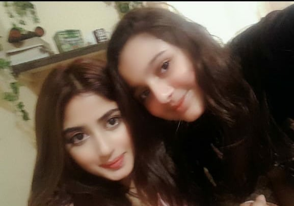 Anosheh Rania Khan Shares Her Feelings After She Met Sajal Aly For The First Time