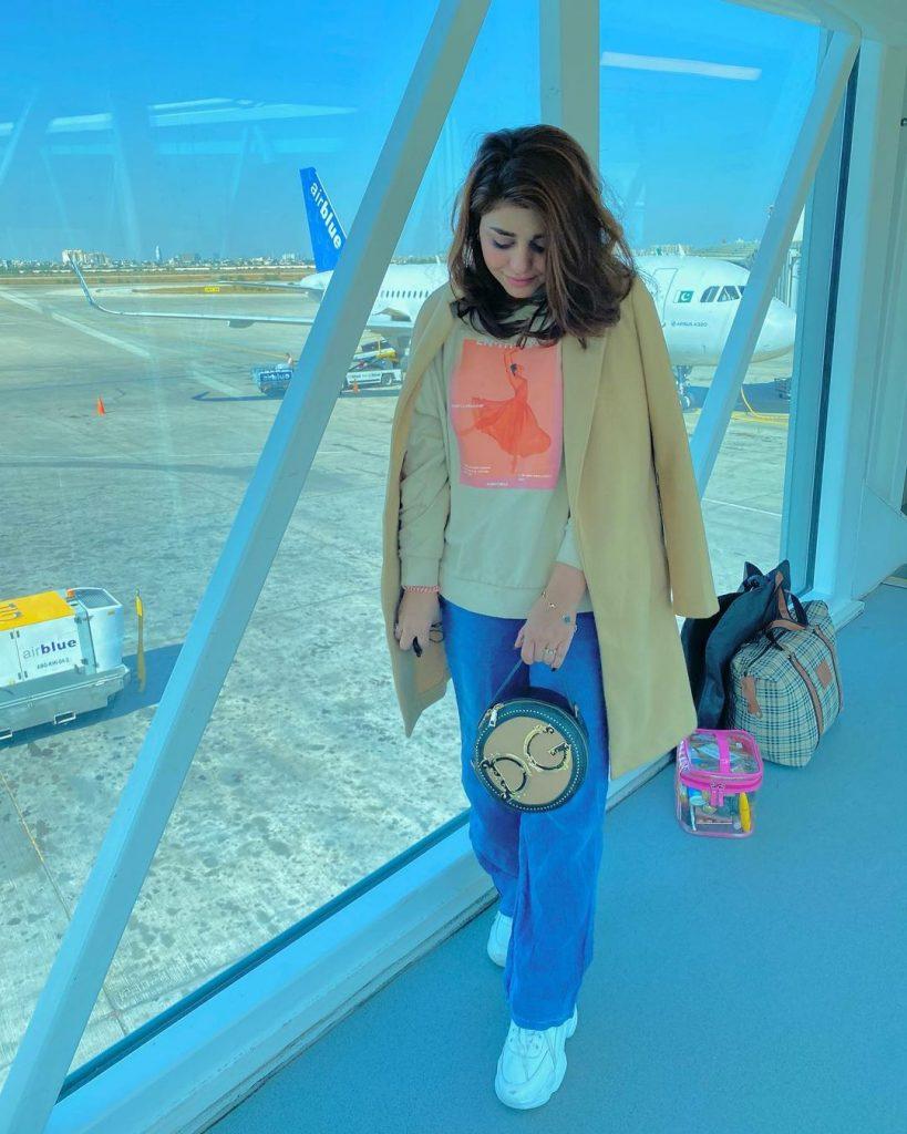 Anumta Qureshi Vacationing Across Pakistan