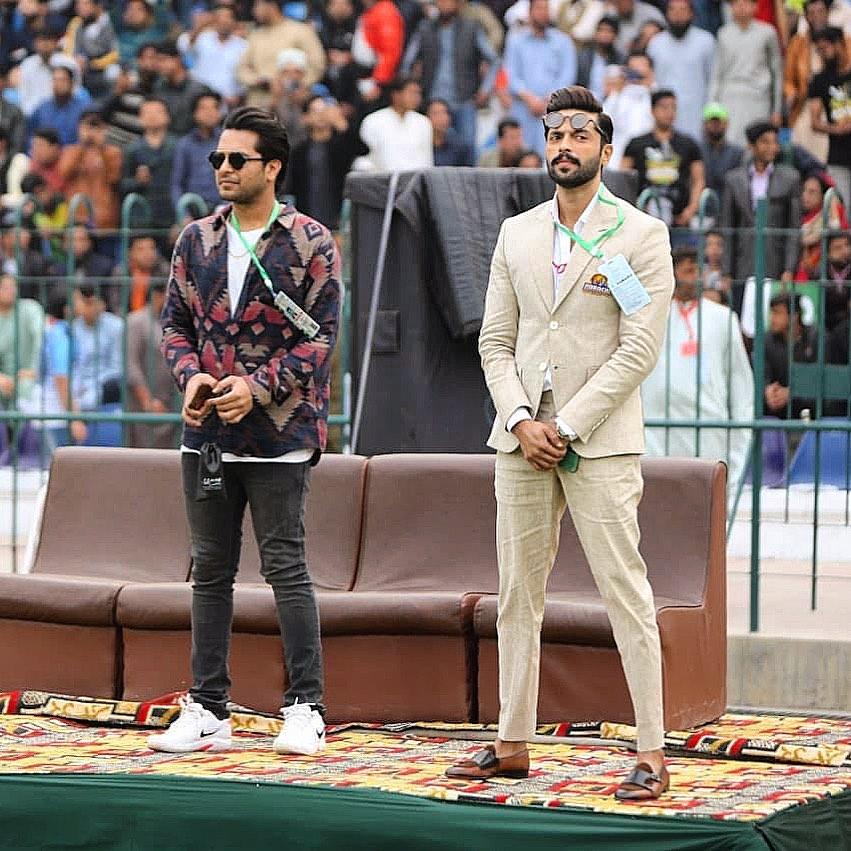 Rare Pictures of Asim Azhar In Cool Sunglasses
