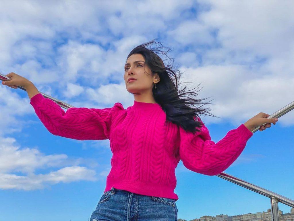 Hard Work And Immense Talent Pays Off Ayeza Khan