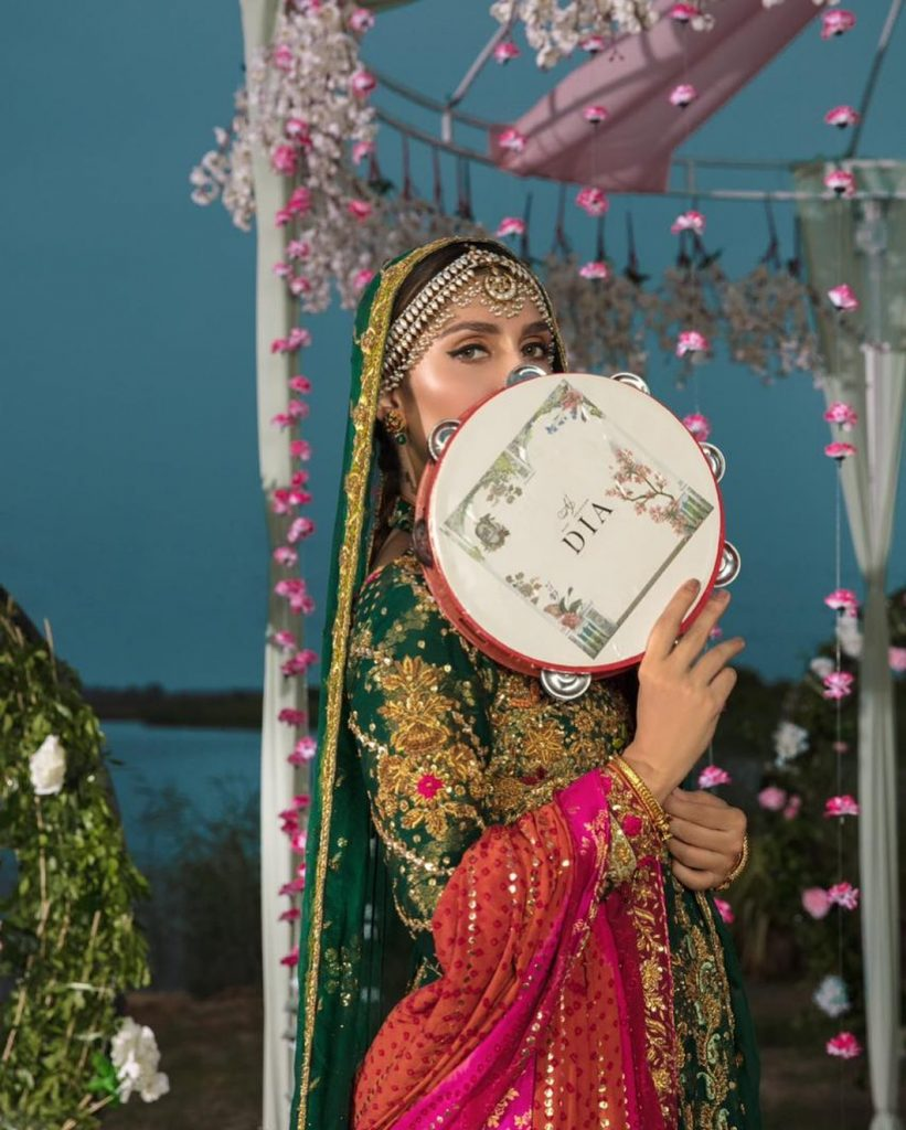 Ayeza Khan and Danish Taimoor - Together Endorsing Brands