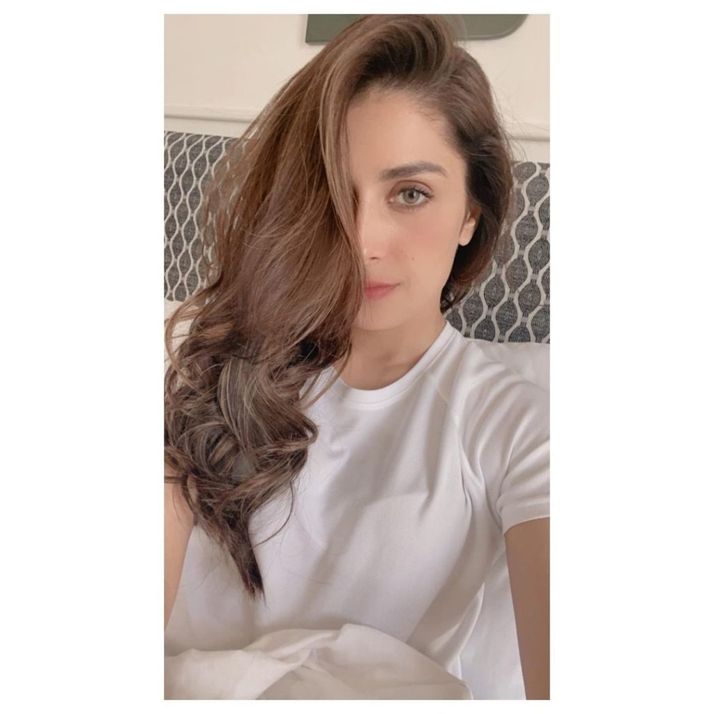 White is Ayeza Khan's Color | Here Is How