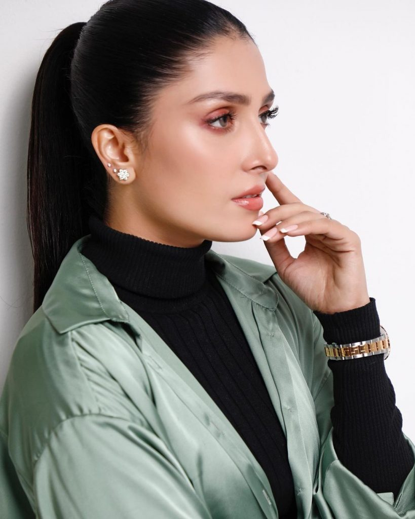 Ayeza Khan Reveals The Secret Behind Becoming A Successful Actress