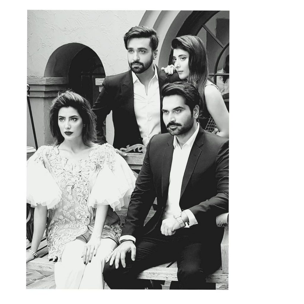 Worth-Watching Pictures of Azfar Rehman With Fellow Friends
